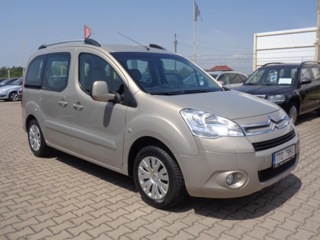 Citroën Berlingo MULTISPACE 1.6HDi 66KW KLIMA
