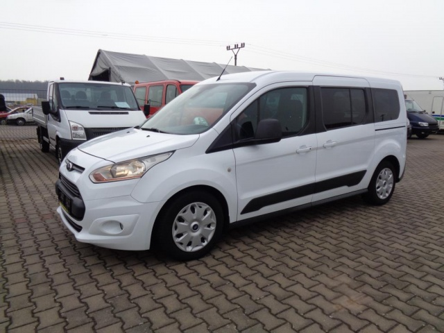 Ford Tourneo Connect GRAND 1.6TDCi SERVISKA ZIMNÍ KOLA