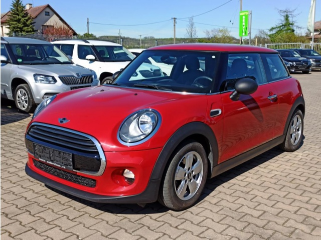 Mini Cooper ONE 1.2i TURBO TEMPOMAT