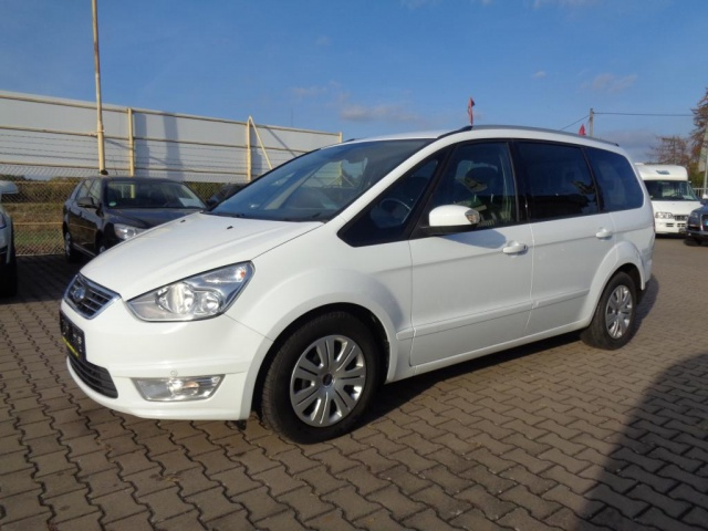 Ford Galaxy 2,0TDCi 103KW BUSINESS ÚPLNÁ SERVIS